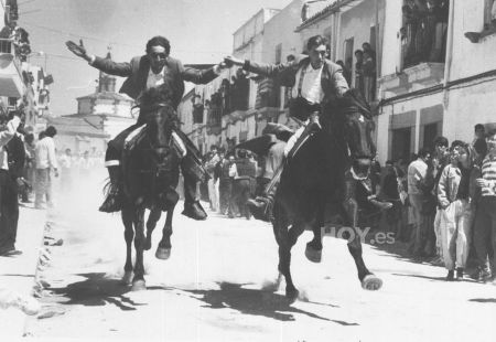 Carrera de Caballos