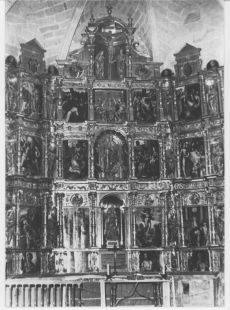 Retablo de Luis de Morales