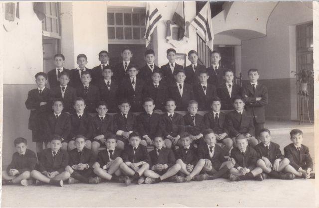 COLEGIO-SALESIANOS-PUEBLA DE LA CALZADA-1957
