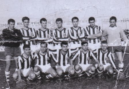 C.D. Badajoz-Temporada 1961/62