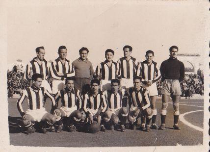 C.D. Badajoz-Años 40