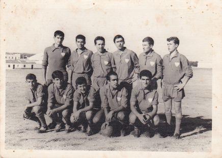 C.D. SAN ROQUE-BADAJOZ-AÑOS 60.