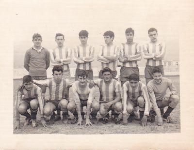 Equipo Juventud Fernandina-Barriada de la Estación.-Badajoz