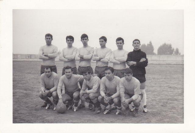 ESCUELA DE COMERCIO-BADAJOZ-AÑOS 60