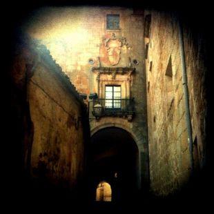 Cañón del Palacio del marqués de Mirabel