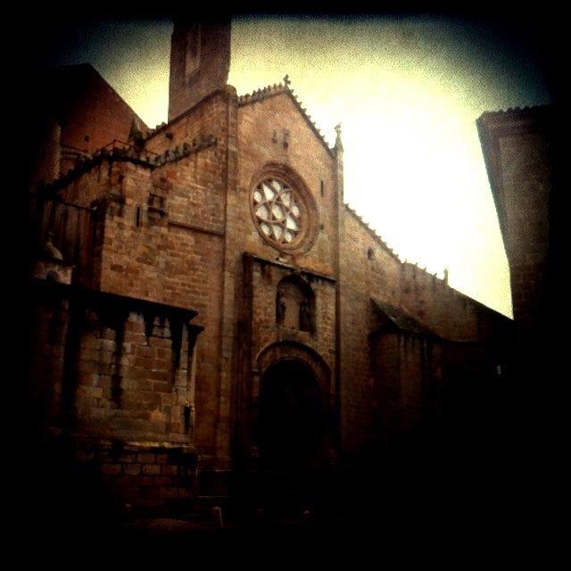 Fachada de la Catedral Vieja