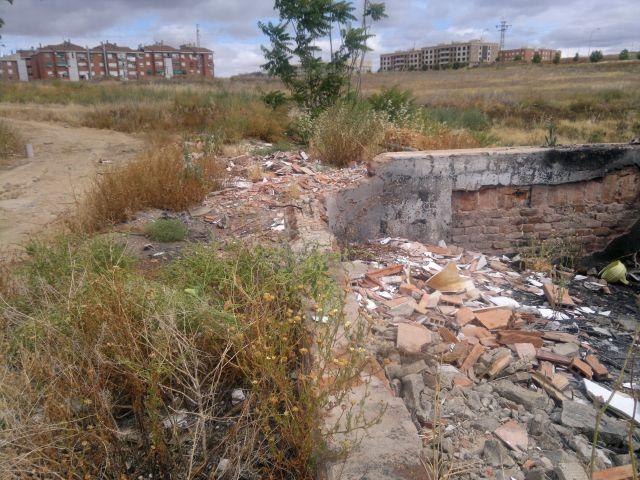 Suerte de Saavedra de Badajoz podría convertirse en 2º vertedero de Badajoz.