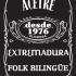 Medalla de Extremadura 2012