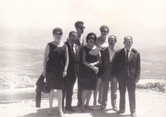 Antiguos empleados del Juzgado.-Badajoz