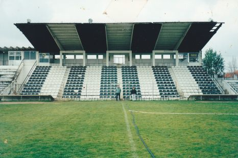 CAMPO DEL VIVERO (Viejo)-Badajoz-