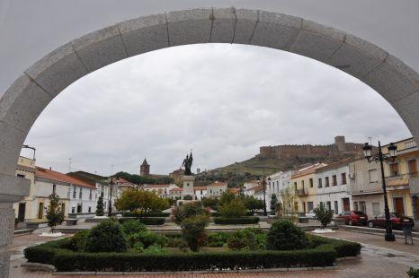 Medellin,Plaza Hernán Cortés