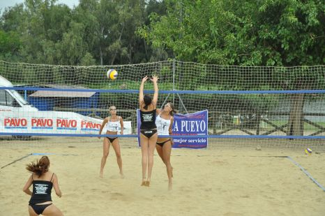 Medellin,campeonato internacional voley-playa