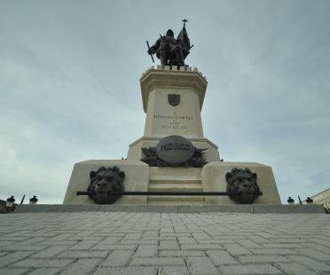 Medellin,Hernán Cortés