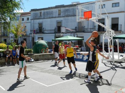 3x3 basket