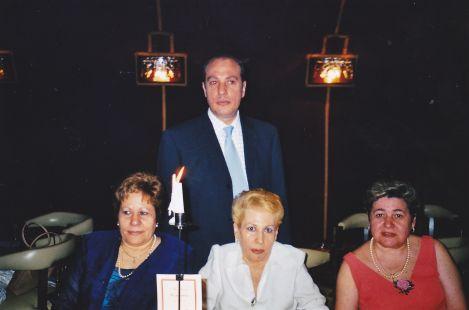 Familia Sánchez Nieto.-