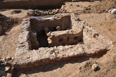 Medellin,Alrededores Restos Arqueológicos
