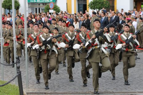 Marcha de la Brigada XI