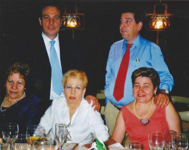 Familia Sánchez Nieto
