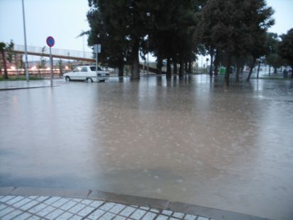 La rivera de Badajoz
