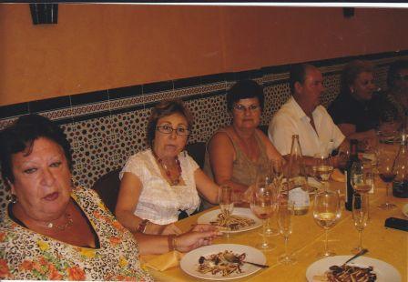 Extremeños en Algeciras