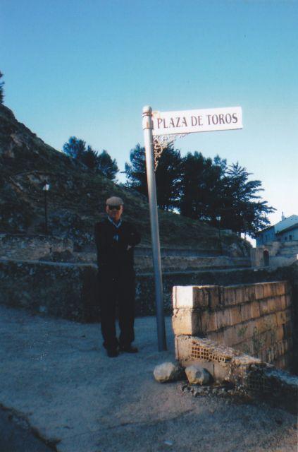 Plaza de Toros de Segura de la Sierra (Jaén)