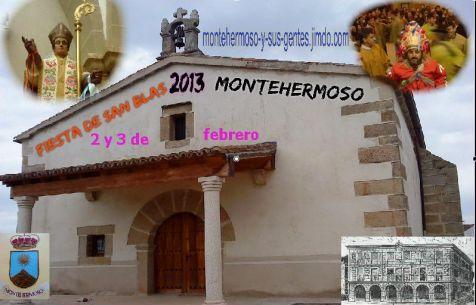 FIESTA DE SAN BLAS Días 2 y 3 de febrero 2013