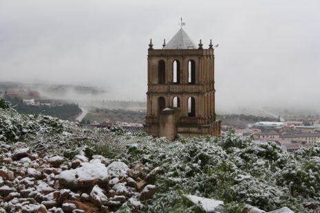 nevada en hornachos