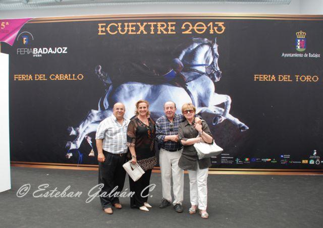 Feria del Caballo y el Toro en IFEBA Badajoz