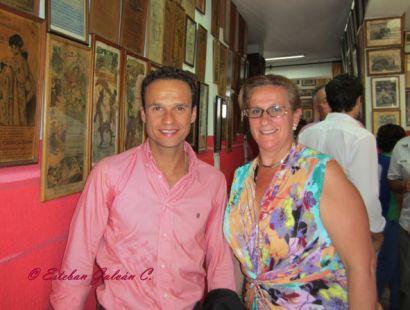 Antonio Ferrera y Gloria