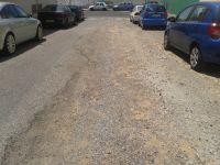 Estado de la carretera de Calle Molino