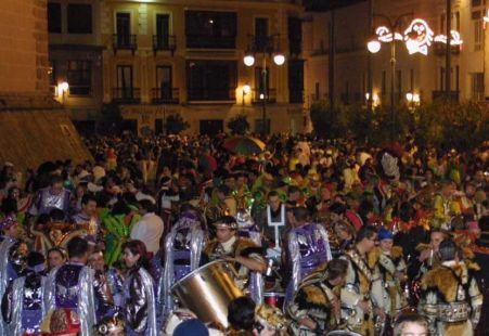 Plaza de España de Badajoz