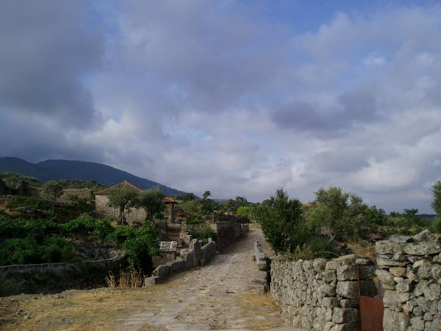 Camino de Caparra