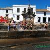 Batalla Acuatica en el pilar de La Fontanilla
