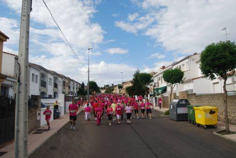 III Marcha Contra el C�ncer 2014