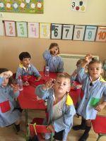 Último día del Programa de Consumo de frutas en la Escuela