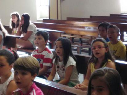 Celebración fin de curso Infantil y Primaria