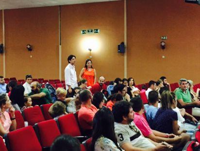 Reunión inicial padres alumnos de 1º Infantil