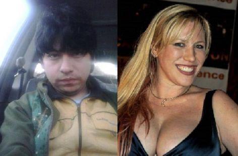 Yashaii Moran y su novia Windy West