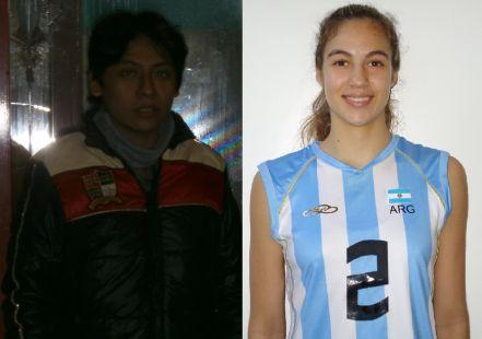 Yashaii Moran and Elina Rodriguez