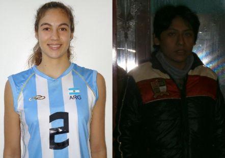 Elina Rodriguez and Yashaii Moran