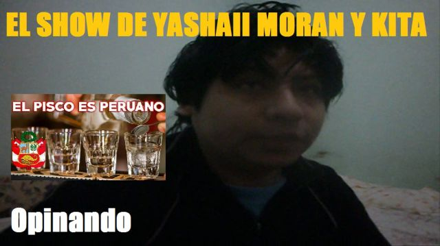 Yashaii Moran, opinando